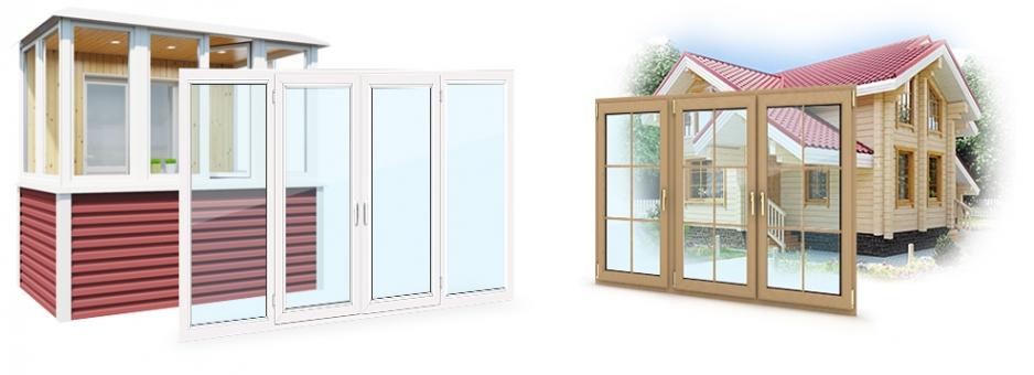 Окна и двери в Оренбурге