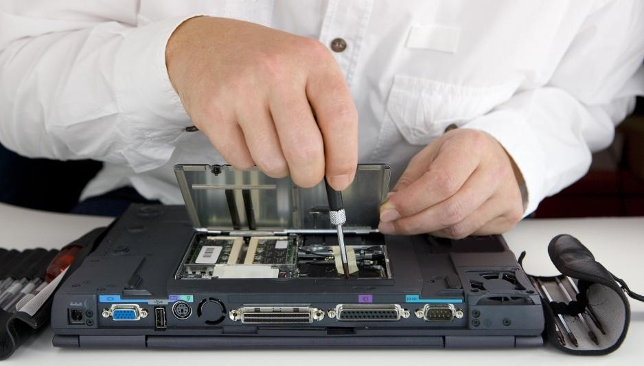 не работает ноутбук?