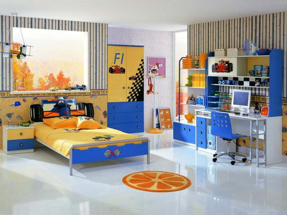 детской спальни в Череповце
