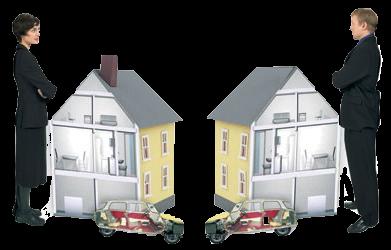Раздел имущества в Череповце