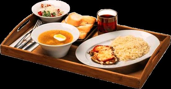 обеды  в Череповце
