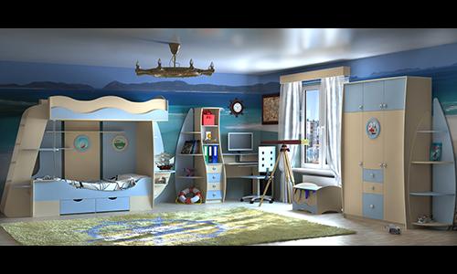 Детская мебель в Череповце