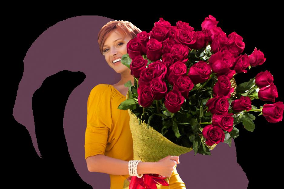 Цветы с доставкой на дом в Череповце