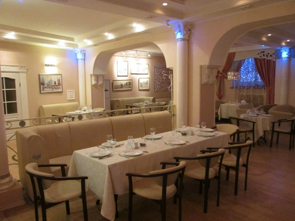 Ресторан Арбат в Вологде