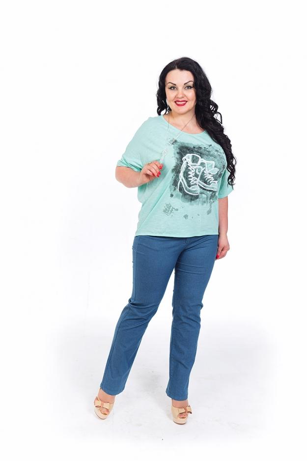 Женские брюки больших размеров в Череповце и в Вологде