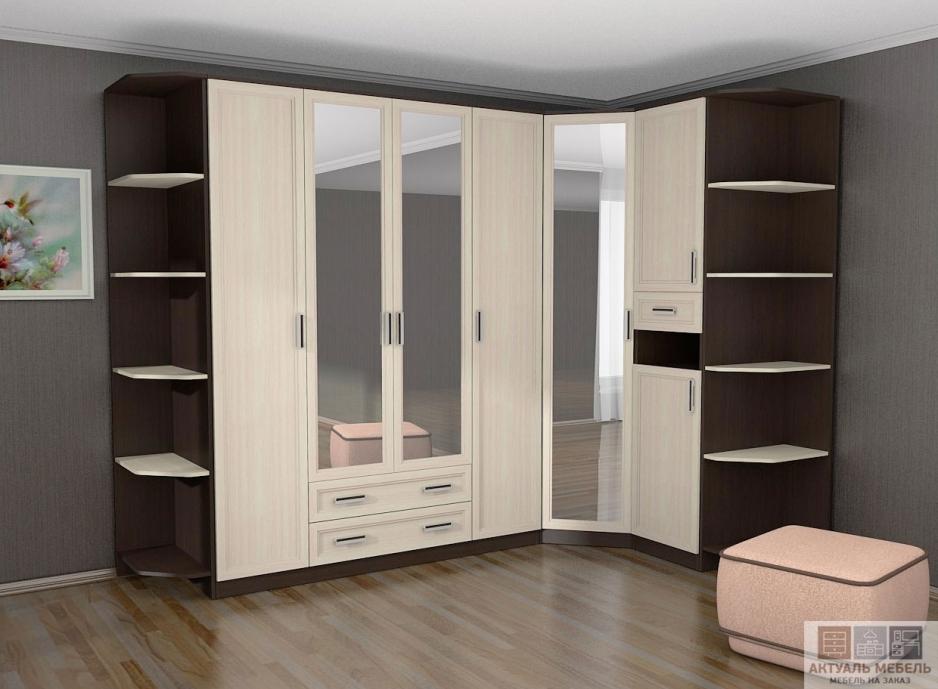 Встроенные мебельные шкафы