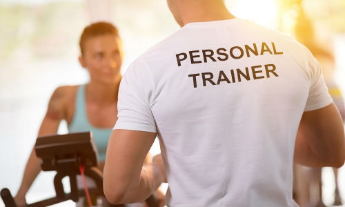 Персональный тренер