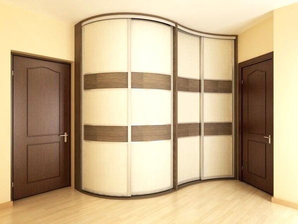 Радиусные шкафы в Череповце