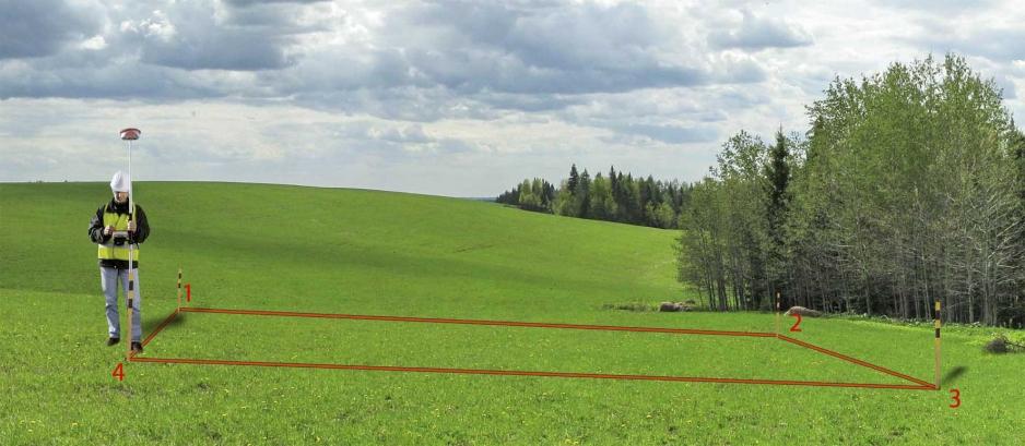Вынос границ участка в Череповце