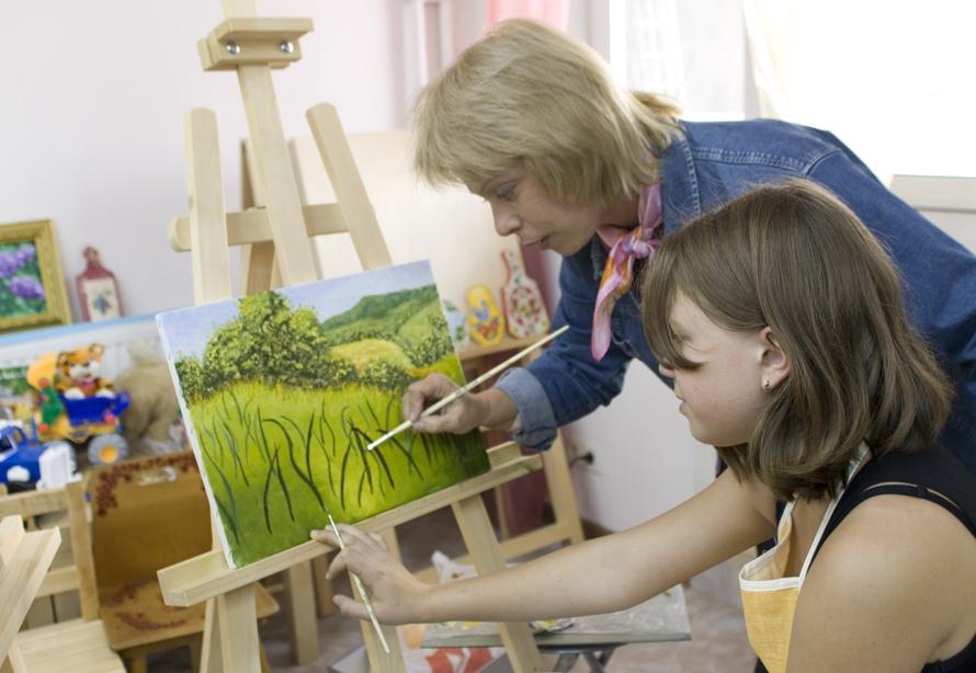 Обучение рисованию в Череповце
