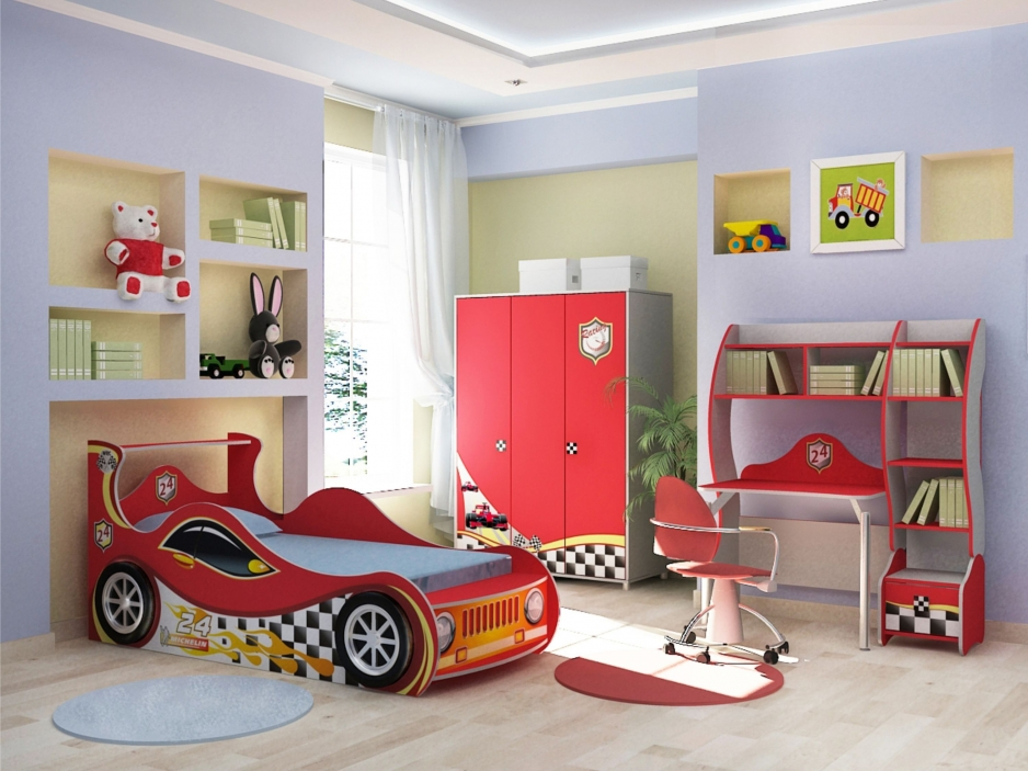 Детские спальни в Череповце