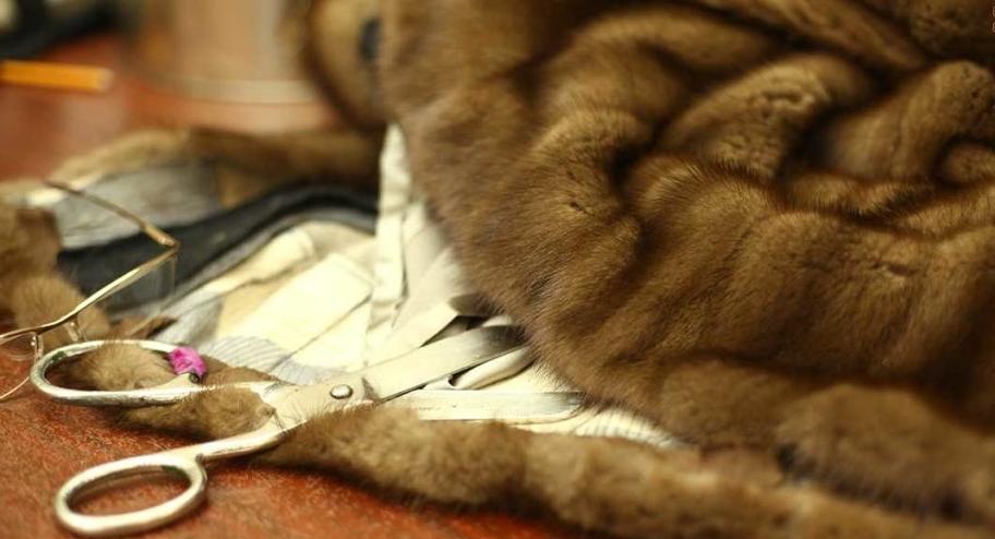 ремонт меховых изделий