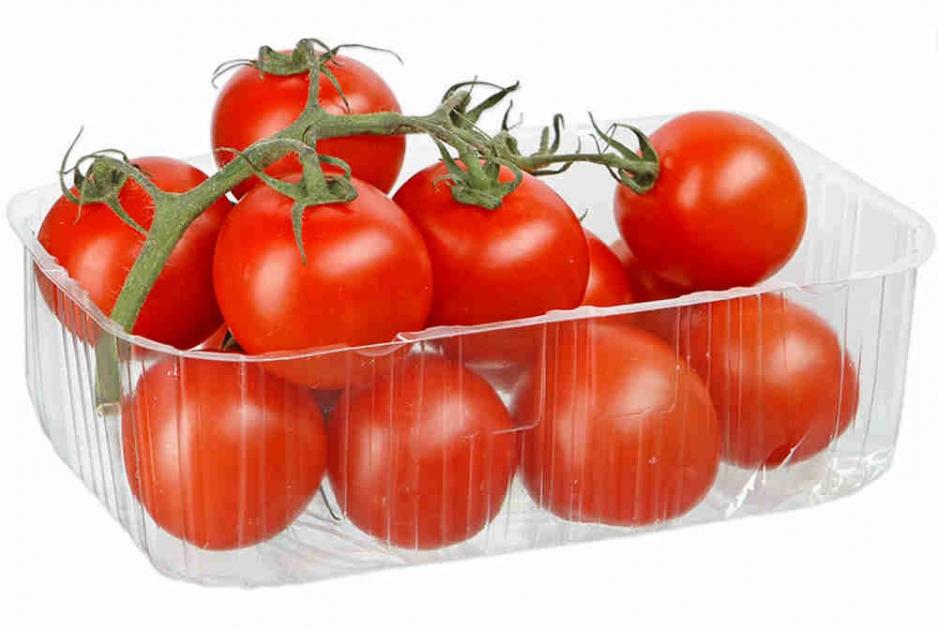 упаковка для помидоров