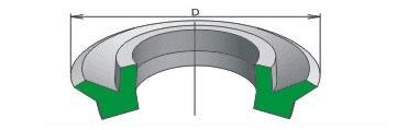 Манжеты уплотнительные для уплотнения цилиндра