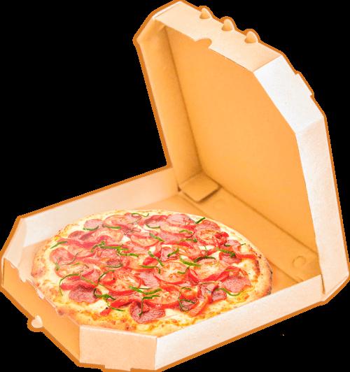 коробки под пиццу от производителя