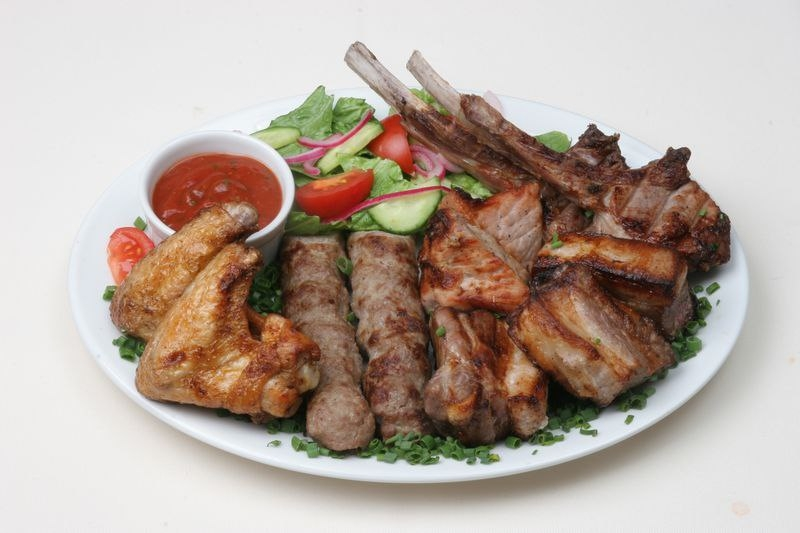 мясное блюдо