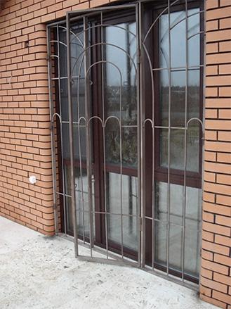 решетки на двери