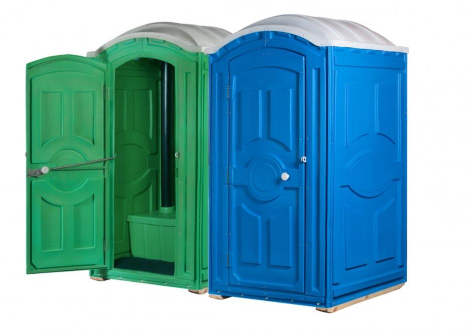 туалетная кабинка
