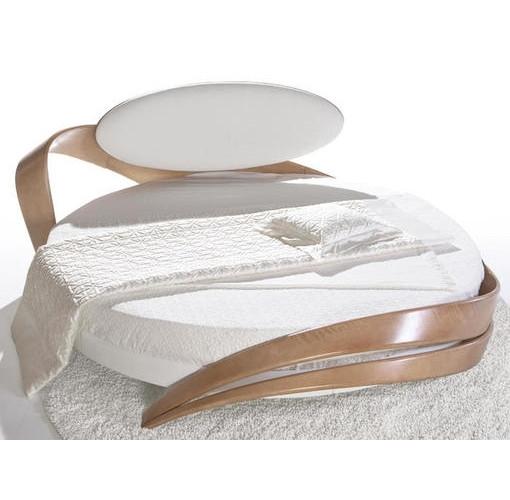 Кровать круглая Бразо