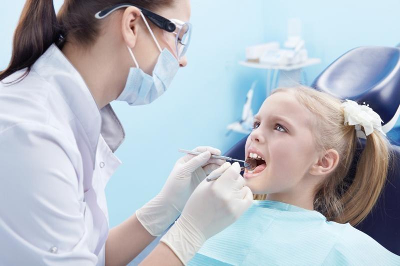 детский зубной