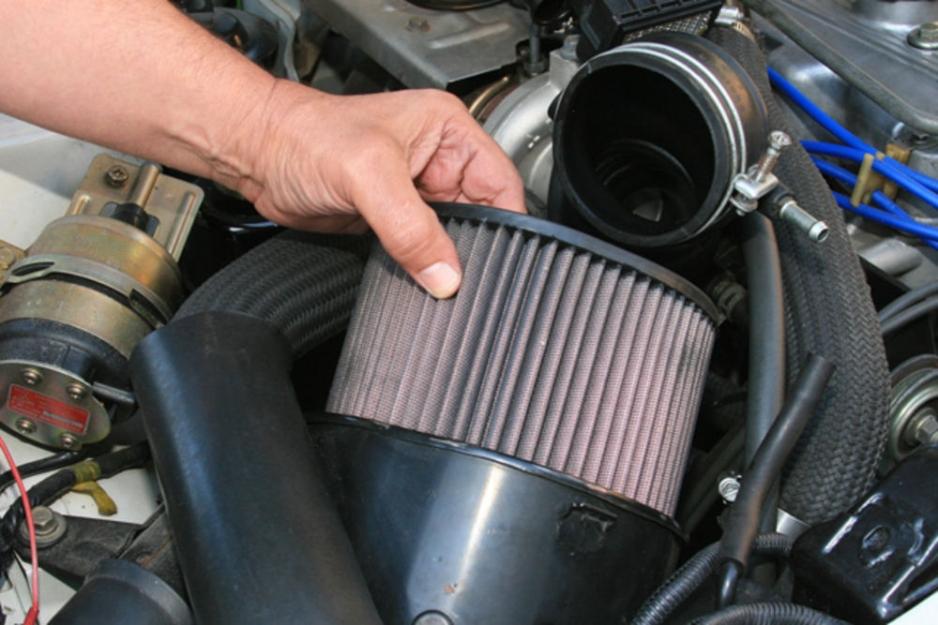 фильтр двигателя