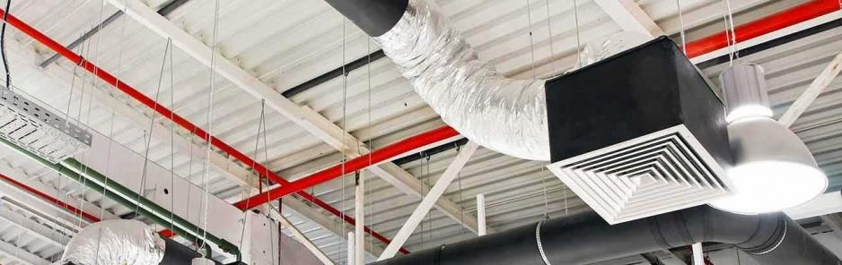 Монтаж систем вентиляции в Вологде