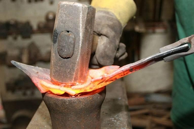 ковка металла