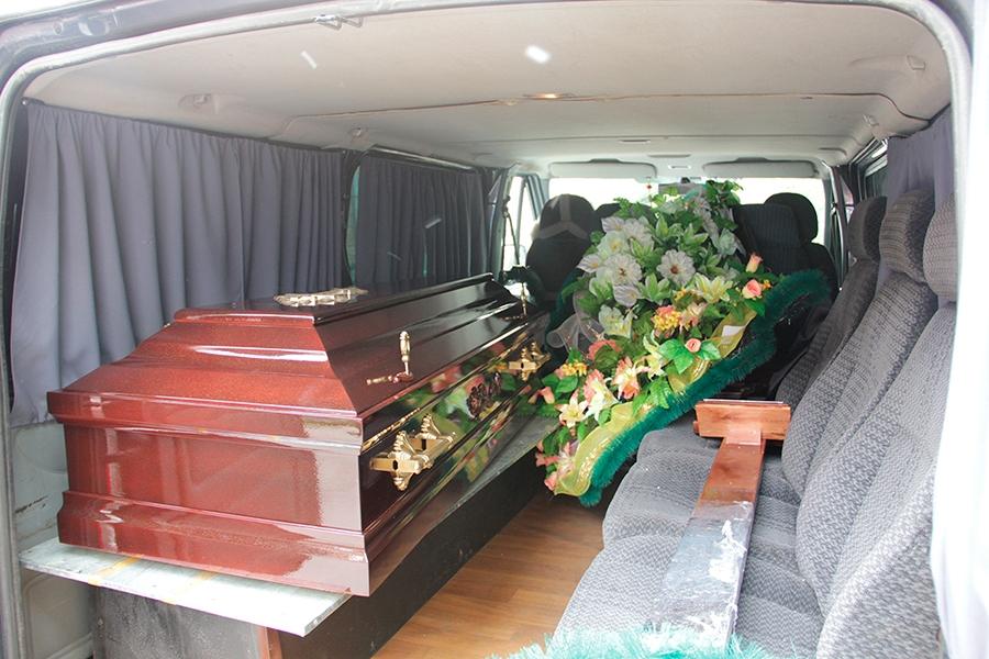 перевозка умершего