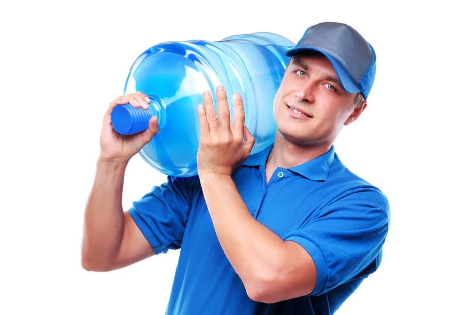 вода на дом