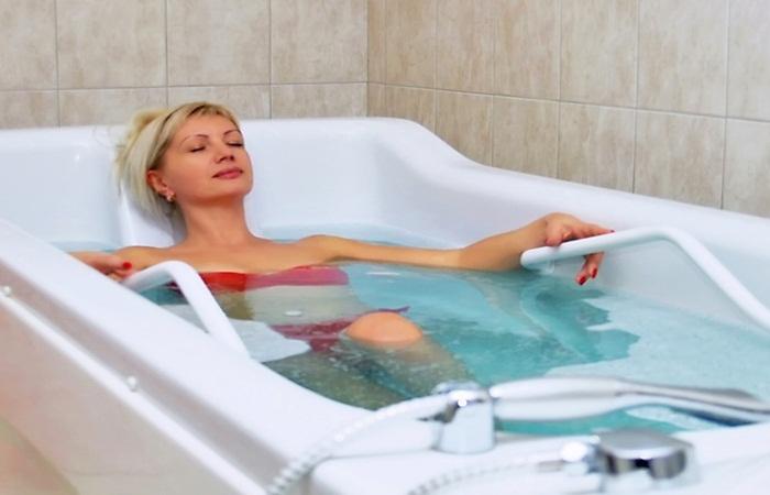 Минеральные ванны Череповец
