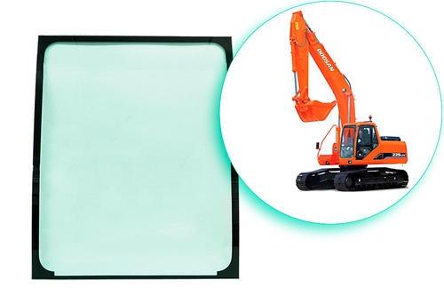 стекла для экскаваторов