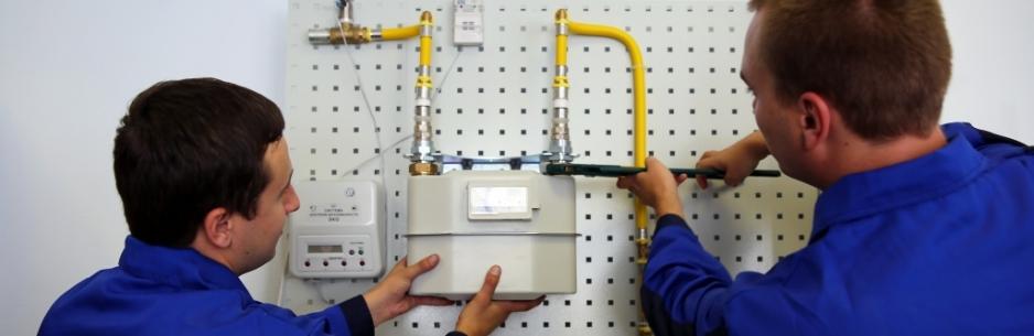 Установка газовых счетчиков в Череповце