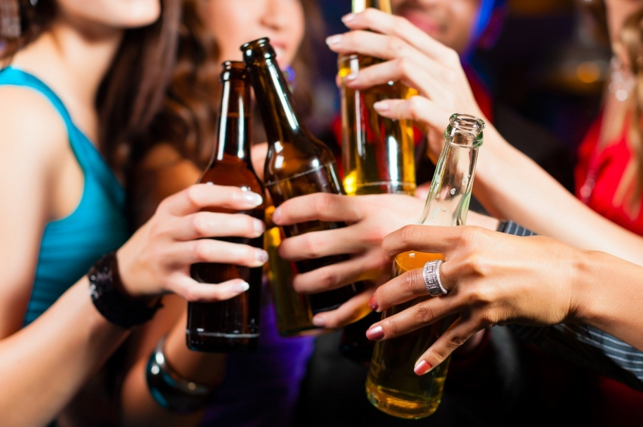алкогольная зависимость