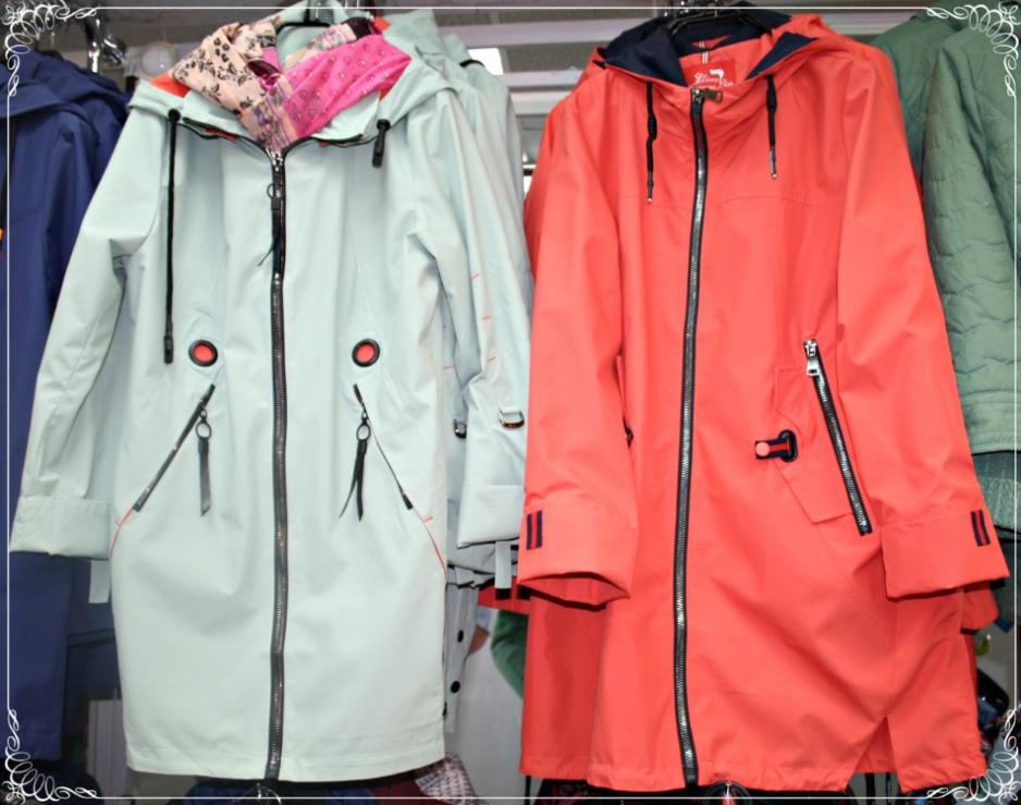 Женские куртки больших размеров в Череповце и в Вологде