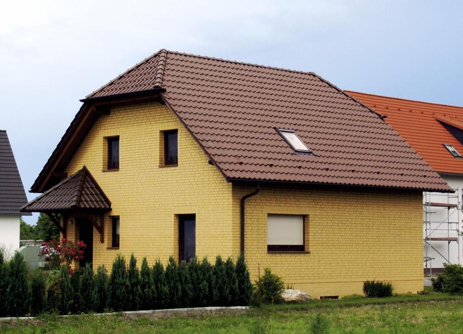 Желтый кирпич Череповец