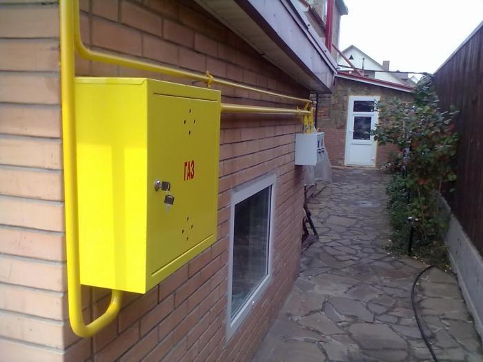 Газификация частного дома в Череповце