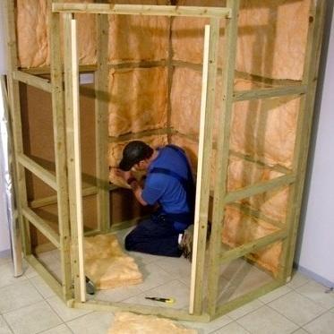 строительство саун в туле