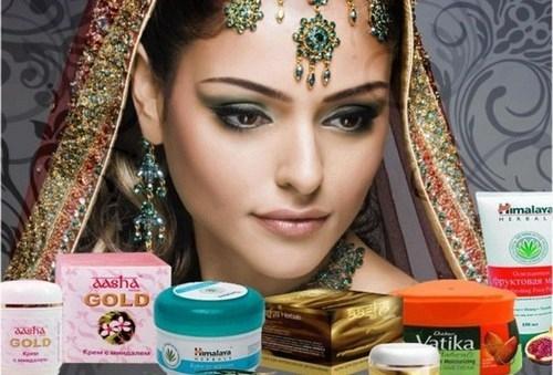 Индийская косметика в Череповце
