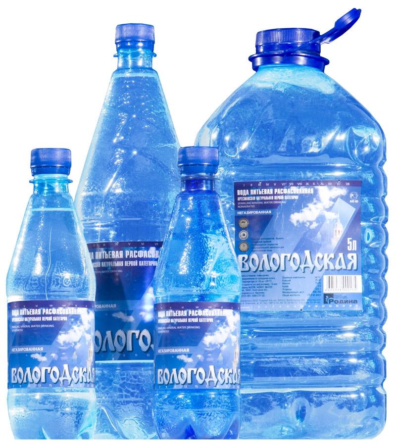 вода вологодская