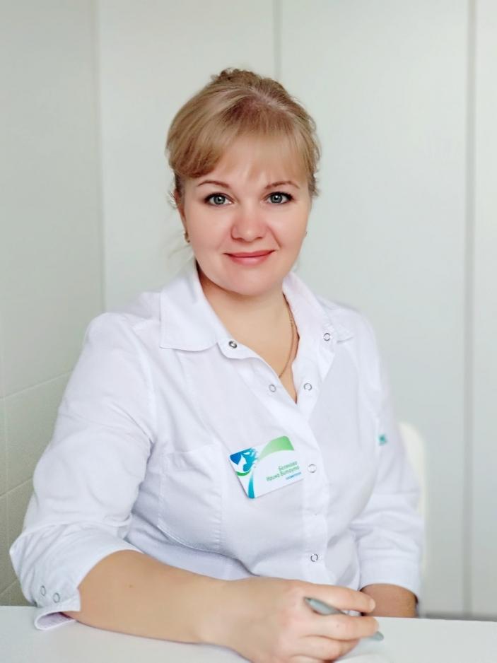 Белякова Ирина Витауто