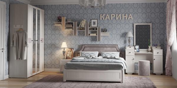 Спальня Карина. Композиция 1
