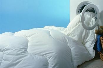 Чистка одеял, покрывал, пледов