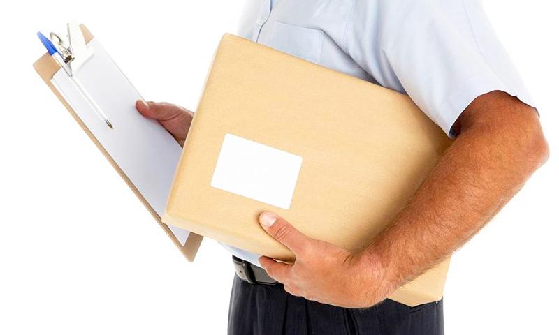 доставка писем