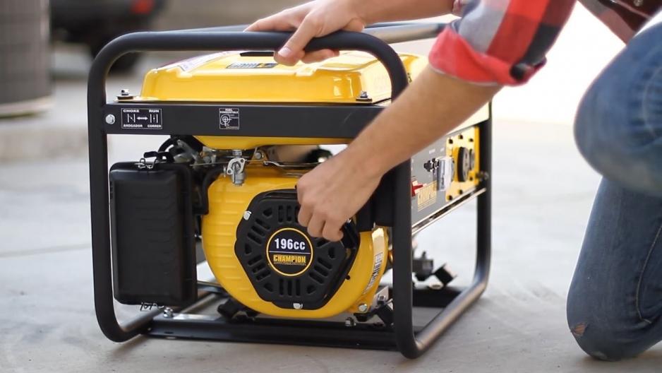 топливо для генераторов