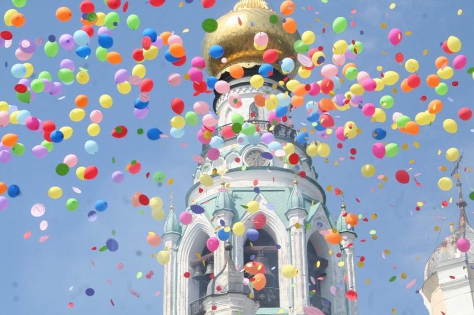 С днем города Вологда