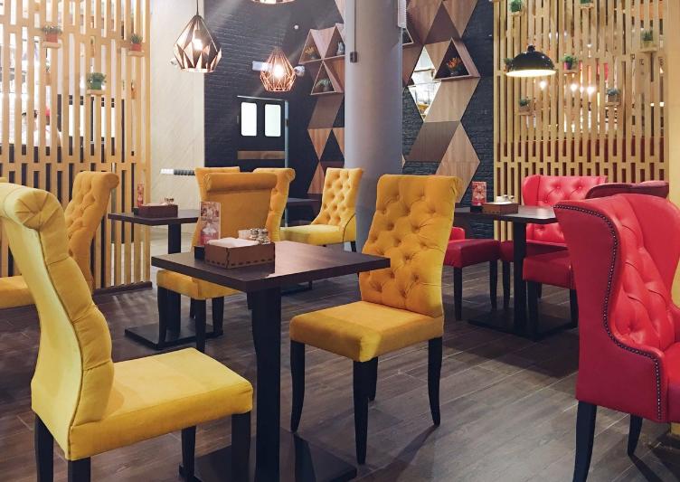 стулья для ресторанов