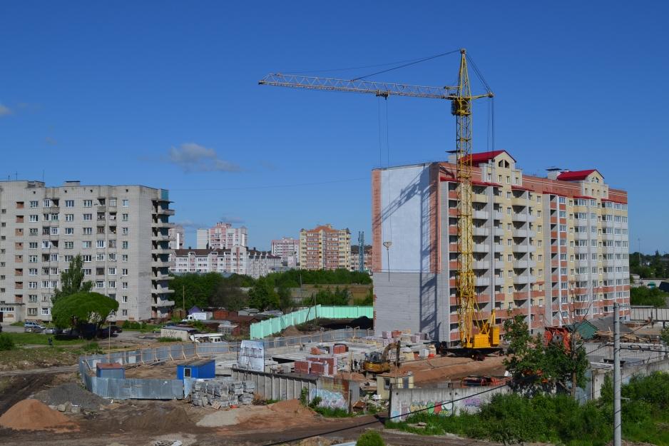 Ход строительства ЖК Ленинградский