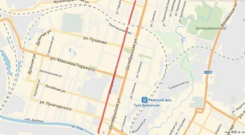улица демидовская тула