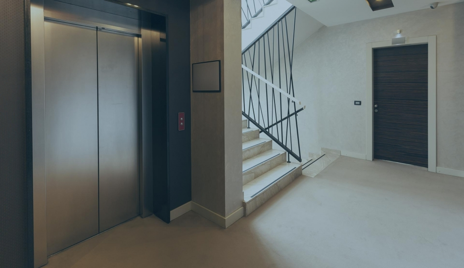 Замена лифта в Череповце