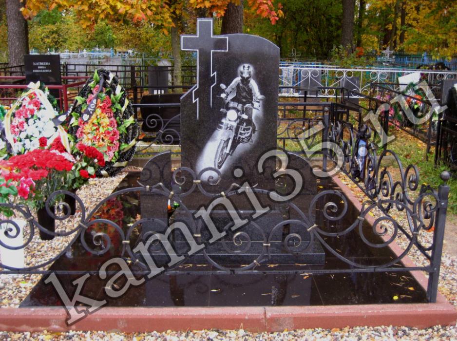 Эксклюзивные памятники фото в Череповце